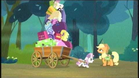 Tiny Pop (UK) - My Little Pony Starts 28th September - 4 - Promo - 2013