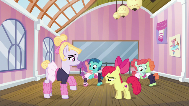 "File:Apple Bloom sad ""I'm sorry"" S6E4.png"