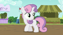 Sweetie Belle walking S5E17