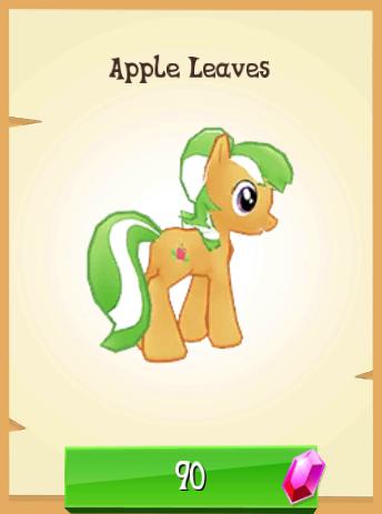 File:Apple Leaves MLP Gameloft.png