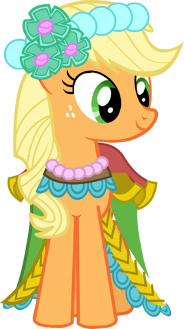 File:Canterlot Castle Applejack 6.png