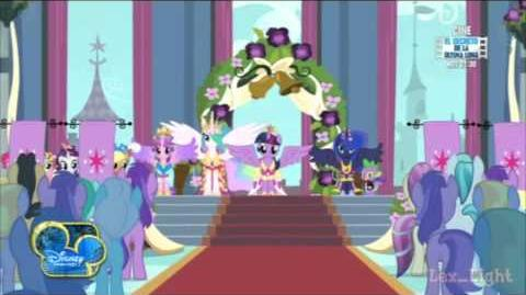 My Little Pony La Magia de la Amistad - Behold, P