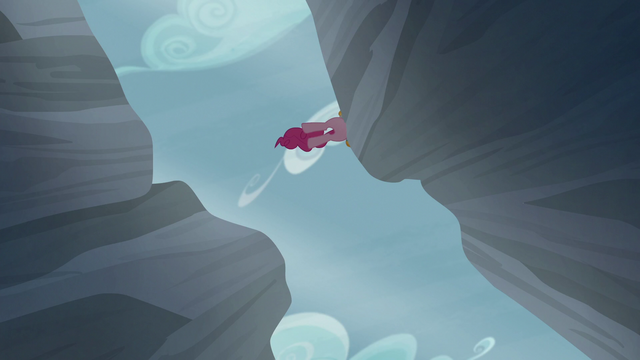 File:Pinkie jumps to another ledge S5E8.png
