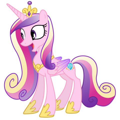 File:FANMADE Princess Cadance 1.png