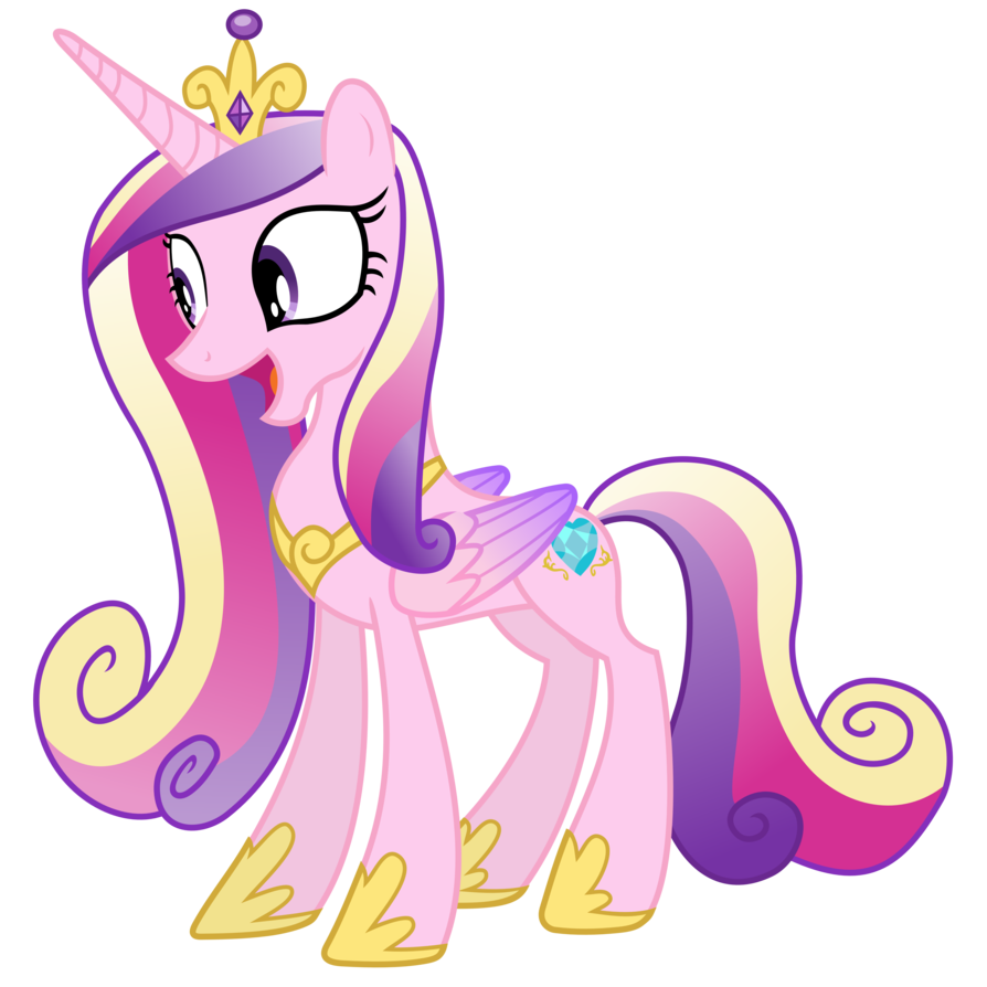 Image - FANMADE Princess Cadance 1.png | My Little Pony ...