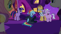 Rainbow Dash confessing 3 S2E16