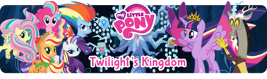 Twilight's Kingdom playdate banner