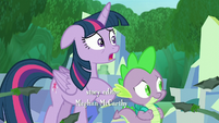 "Twilight ""I'm a pony!"" S5E26"