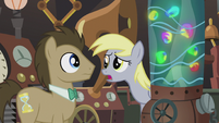 "Derpy ""How did you learn to make all this stuff anyway?"" S5E9"