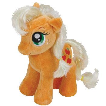 File:Applejack Tinsel Ty Beanie Baby.jpg