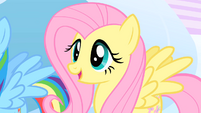 Fluttershy supportive S1E16