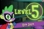 Power Ponies Go level 5 intro screen