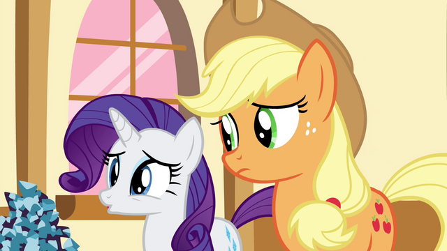 "File:Rarity ""Even for you"" S4E18.png"