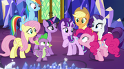Starlight with her new friends S5E26