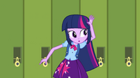 Twilight overhears something EG