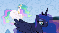 "Celestia ""but you must hurry"" S6E2"