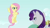Rarity confronting S02E19