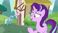 "Starlight ""there's something in my hoof"" S6E6"