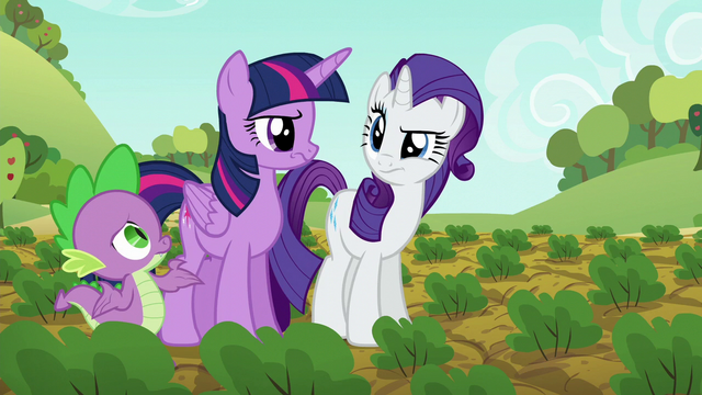 File:Twilight and Rarity looking annoyed S6E10.png