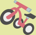 Apple Bloom tricycle cutie mark crop S1E12.png