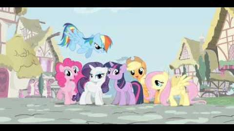 My Little Pony Friendship is Magic Quebec Opening