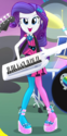 Rarity second Rainbooms outfit ID EG2
