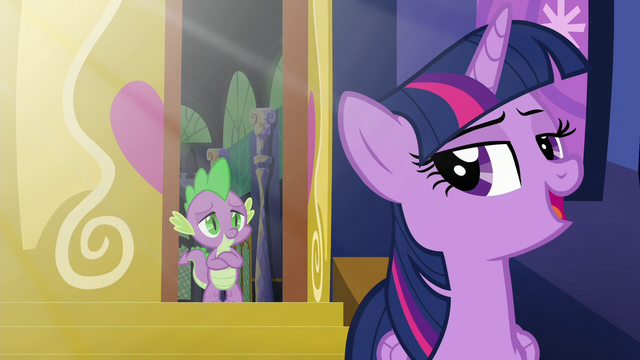 "File:Twilight ""so it's been a little while since we've seen the sun"" S5E22.png"