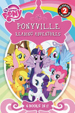 MLP Ponyville Reading Adventures book set cover