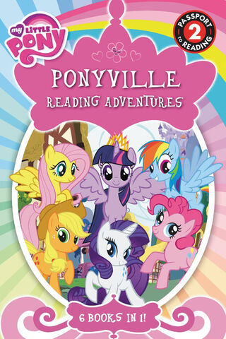File:MLP Ponyville Reading Adventures book set cover.jpg