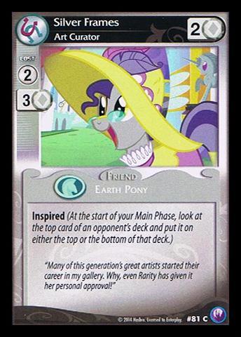 File:Silver Frames, Art Curator card MLP CCG.jpg
