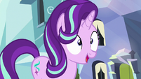 Starlight comes up with an idea S6E1