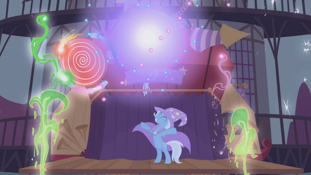 File:Trixie's stage shooting fireworks S1E06.png