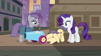 "Pouch Pony ""relax that jaw of yours"" S6E3"