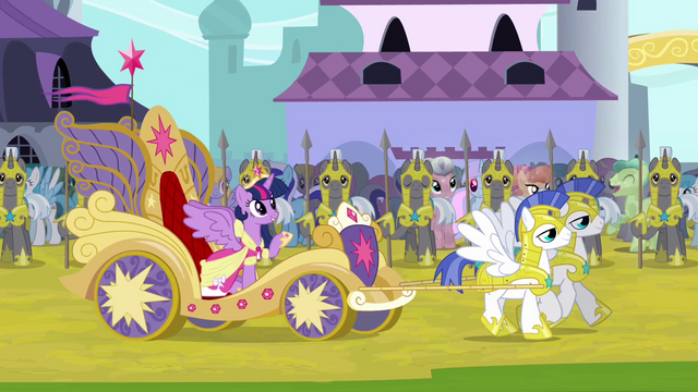 "File:Twilight singing ""life in Equestria shimmers"" S03E13.png"