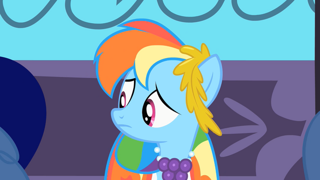 """File:Rainbow Dash """"This isn't hanging out"""" S01E26.png"""
