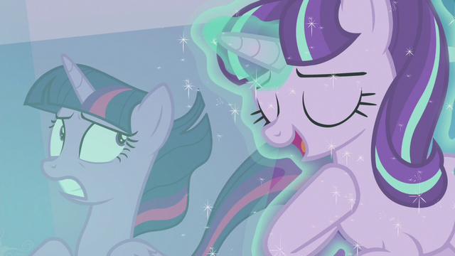 "File:Starlight ""wasn't difficult to change Star Swirl's spell"" S5E25.png"
