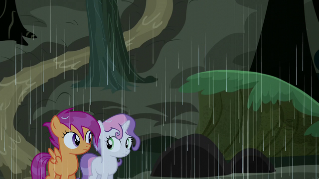File:Scootaloo and Sweetie Belle uncertain S5E6.png