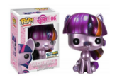 Twilight Sparkle Funko POP! metallic figure