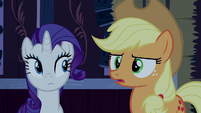"Applejack ""or think it's funny?"" S6E15"