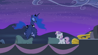 "Luna ""What do you think?"" S4E19"