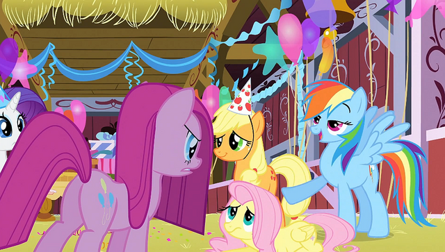 File:Rainbow Dash 'we wanted your party to be a surprise' S1E25.png
