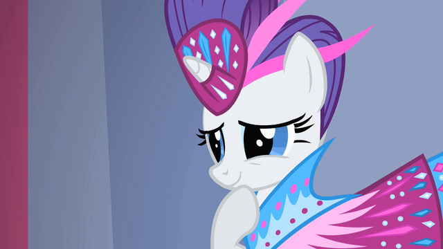 File:Rarity chuckling S1E20.png