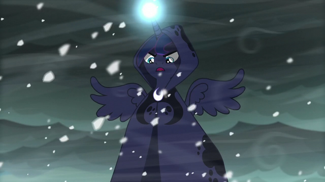 "File:The Spirit of Hearth's Warming Yet to Come ""bathed in a blanket of eternal snow"" S06E08.png"