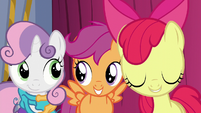"Apple Bloom ""leave everything to us"" S6E4"