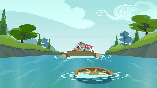 File:Steering wheel lands in river S4E09.png