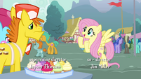 "Fluttershy ""only two days to get that pollen back"" S4E16"