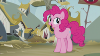 "Pinkie ""Where's a bakery?"" S5E8"