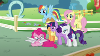 """Twilight """"there's really no time limit"""" S5E19"""