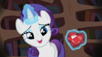 Flashback Rarity grateful for ruby S2E10