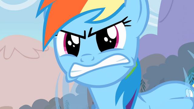 File:Rainbow Dash angry S02E15.png